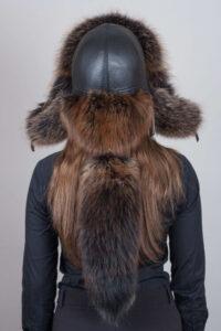 шапка малахай женская