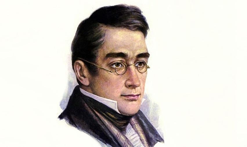 А. С. Грибоедов, 1795–1829.