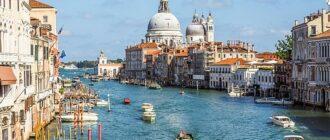 Баркарола появилась в Венеции