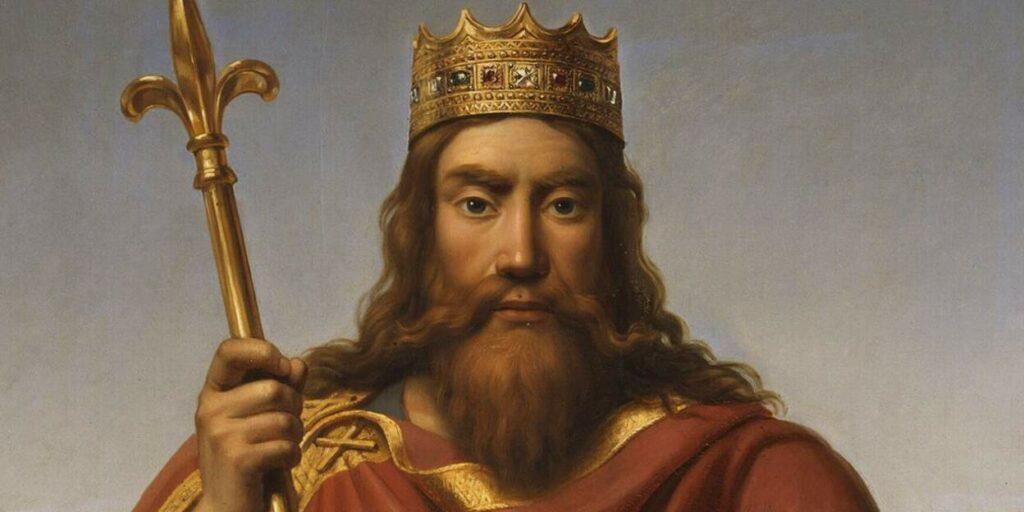 Король Хлодвиг Первый