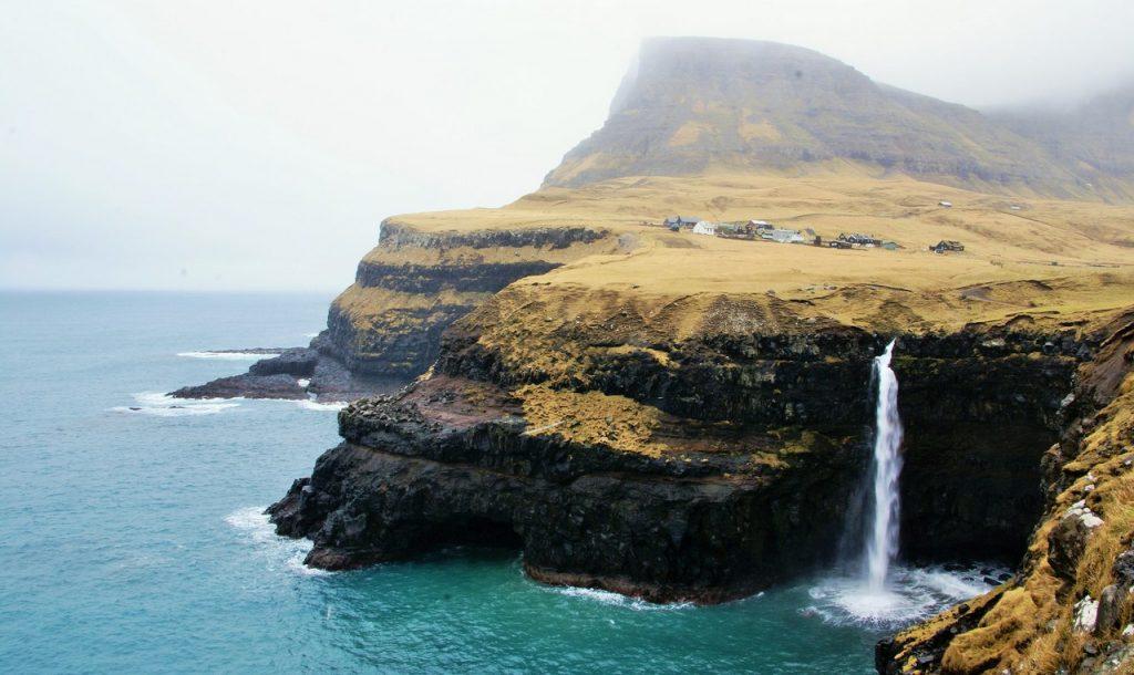 От Питера до Фарерских островов сколько времени