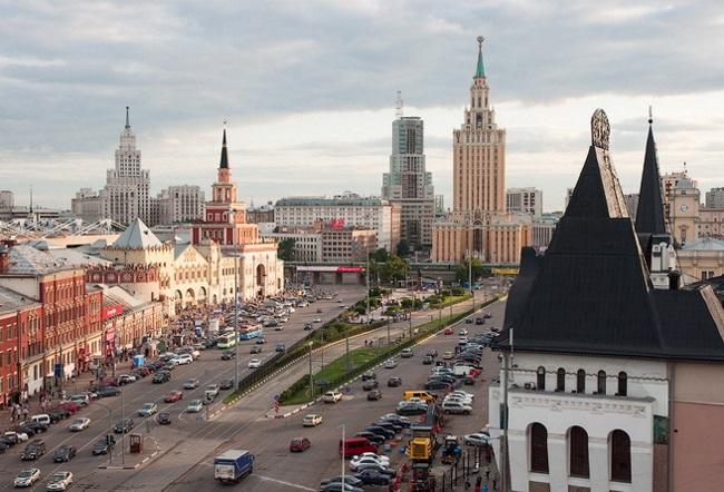 три вокзала в городе москве
