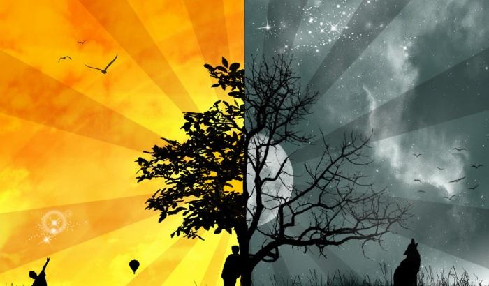 длительность светлого времени суток